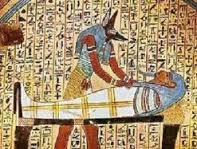 Anubis, dieu embaumeur