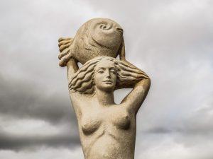 Aphrodite-Vénus-Poisson-Mer-Chypre