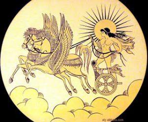 La beauté d'Apollon, entre chasse et séduction