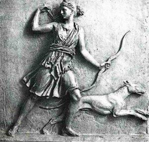 Artémis, une femme libre
