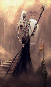 Charon, le passeur des enfers grecs