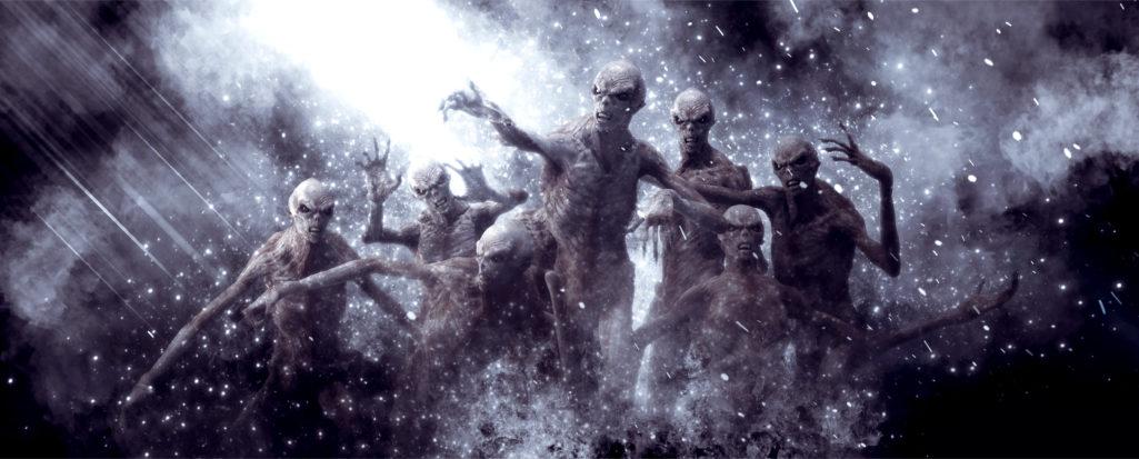 Les démons de Halloween