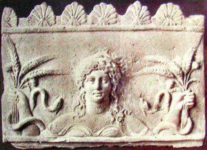 Déméter, déesse de la Terre-Mère
