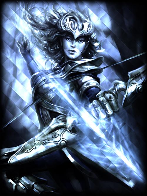 Tremblez devant Artémis, la déesse de la chasse et du sacrifice ultime.