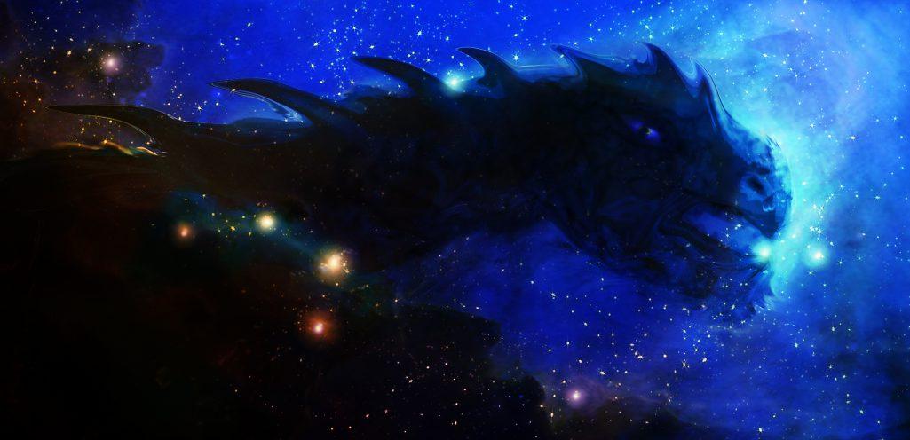Les dragons créateurs de mondes !