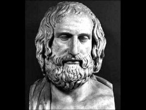 Hésiode, auteur de la Théogonie