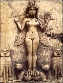 Ishtar, Déesse Assyrienne