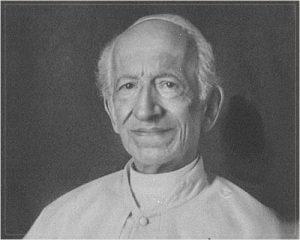 Un pape de la fin du 19ème siècle