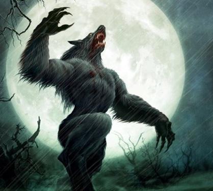 Loup-garou ressemble au skinwalker