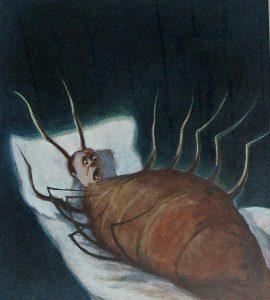 La métamorphose de Kafka, une monstrueuse vermine