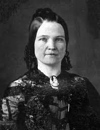 Mary Todd Lincoln, épouse du président Abraham Lincoln