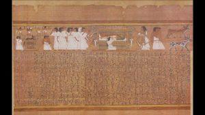 Livre des morts égyptien