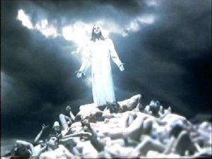 Pyriel, l'ange sans pitié, l'ange du génocide