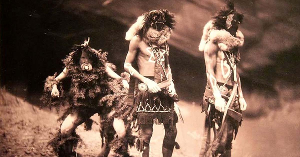La dance des skin-walkers chez les Navajos