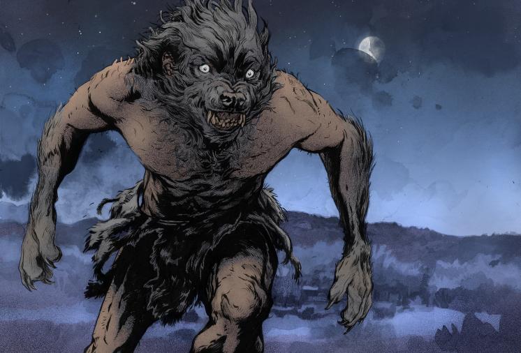 Skinwalker, un sorcier terrifiant et maléfique
