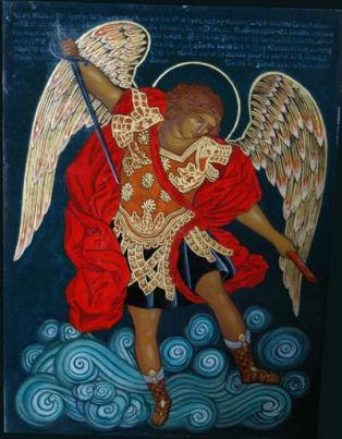 L'épée de St Michel
