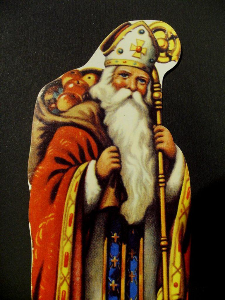 Saint Nicolas, le Père Noël