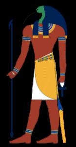 Thot, dieu de l'intelligence et maître du temps