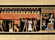 Tribunal des dieux et la pesée des âmes
