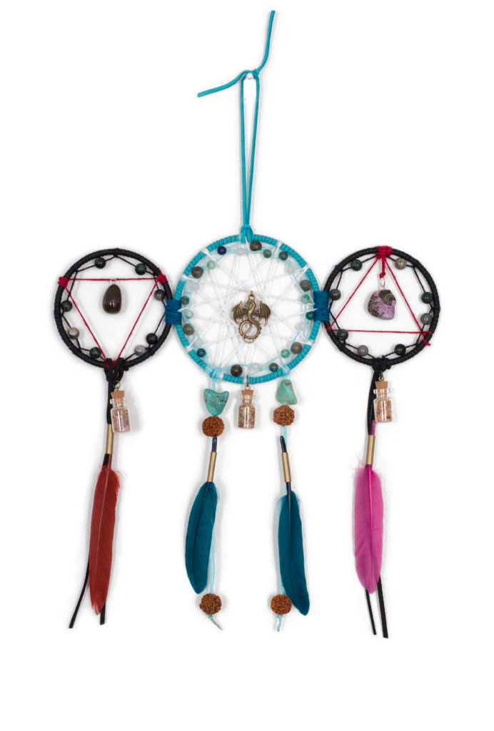 Un dreamcatcher personnel
