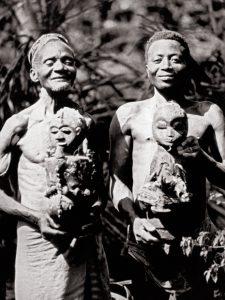 Praticiens chamanes Vaudou du Bénin