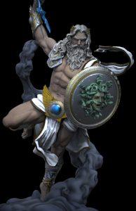 Zeus le roi des dieux et des violeurs