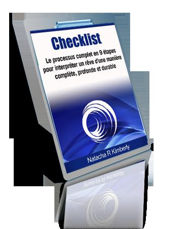 checklist interpretation reves d'un tiers