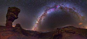 La porte des étoiles vers une autre dimension