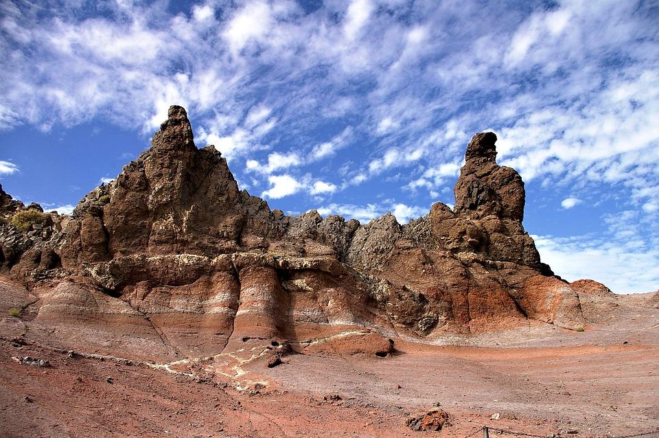 Canadas blancas du Teide