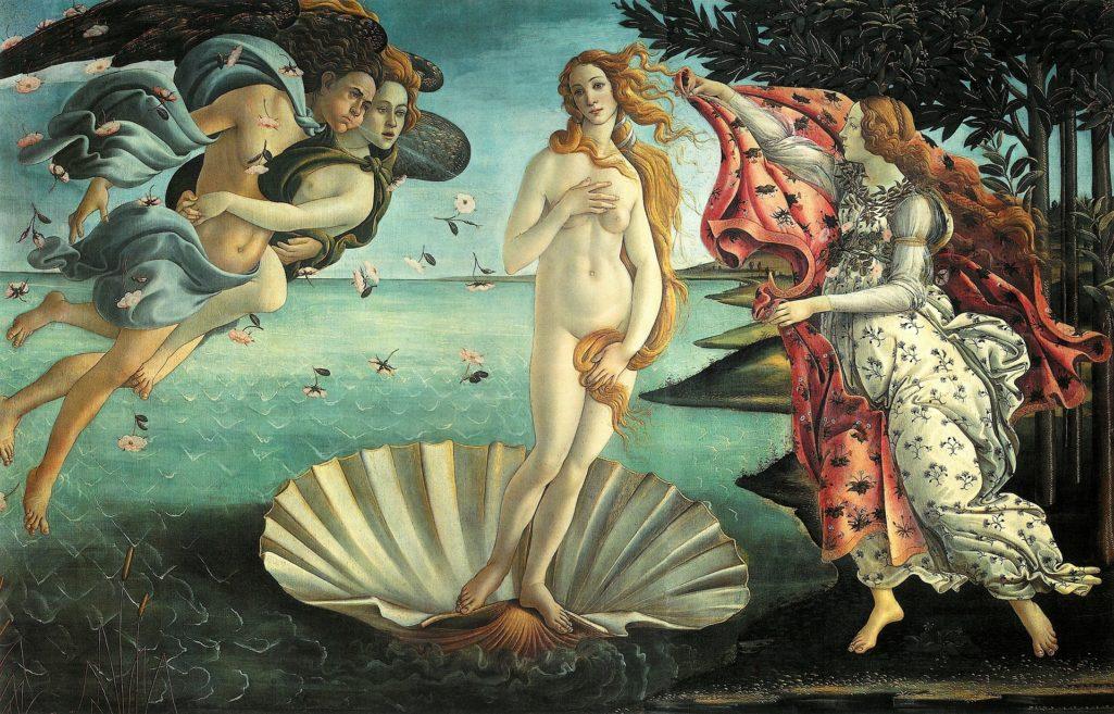 Vénus qui régit le vendredi !