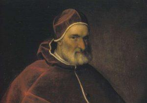 Le pape qui a l'air dangereux